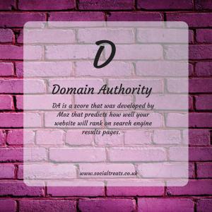 Domain Authority